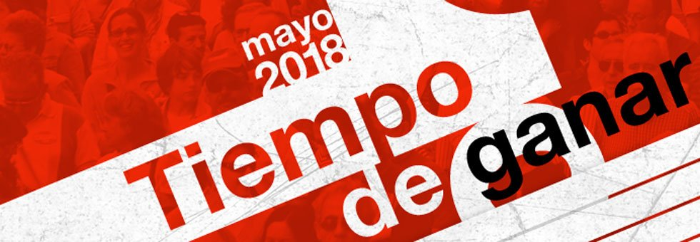 RT @UGT_Comunica: 1º de Mayo de 2018 - #TiempoDeGanar << Manifiesto >> https://t.co/maLQNGpkls https://t.co/mUHoOZPxY9
