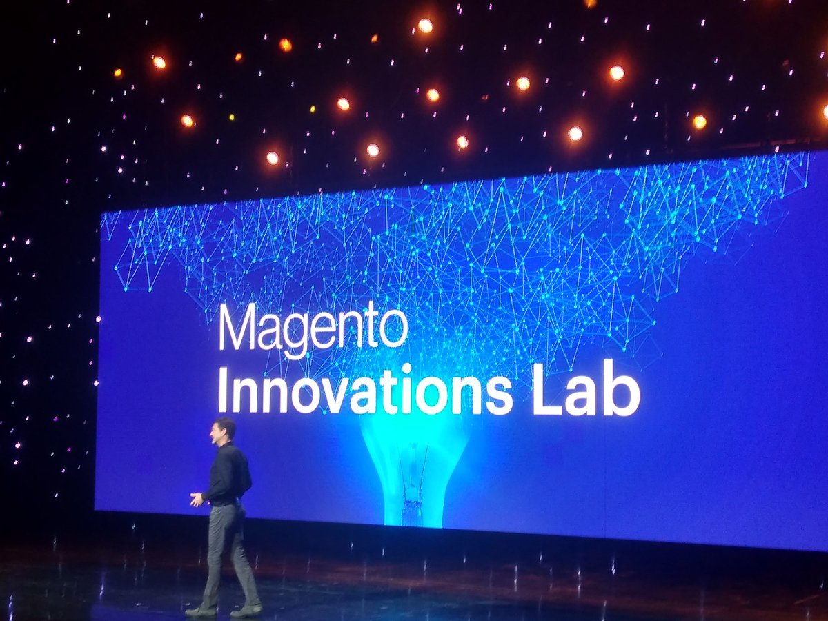 romain_ruaud: @magento Innovations Lab showcase at #MagentoImagine https://t.co/HWXYfVChiI