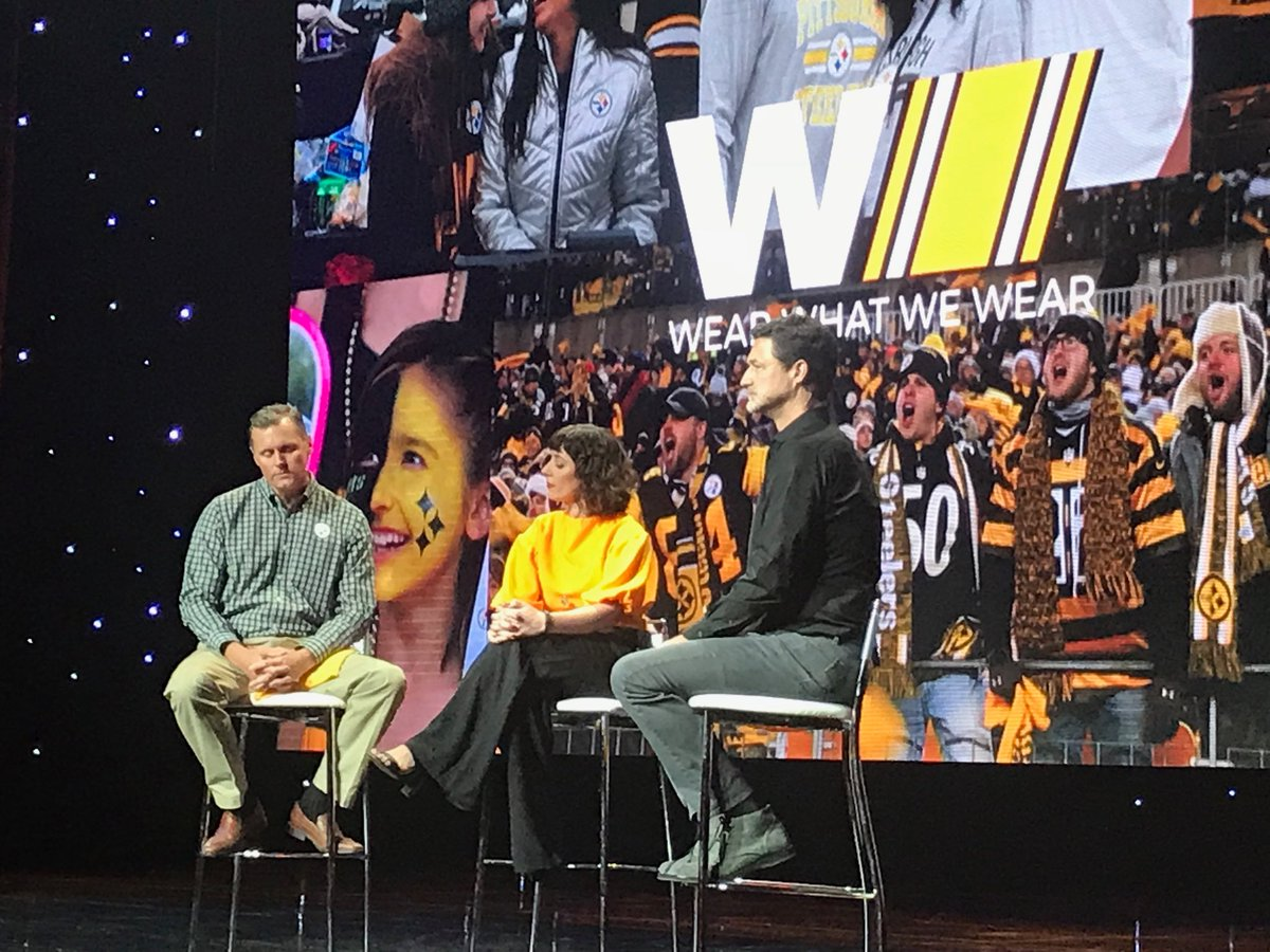 brentwpeterson: The Pittsburgh Steelers needed an enterprise grade supported platform and they chose @magento cloud #MagentoImagine https://t.co/rTIY9u6dtM