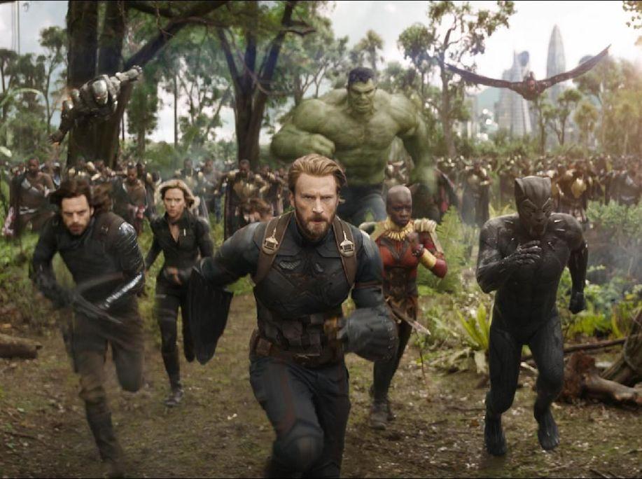 Hulk Melawan Thanos Hanya 3 Menit https://t.co/cJIZVj3pVr https://t.co/w4tOiwkCcg