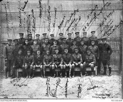 Wednesday April 24, 1918: 9pm:...