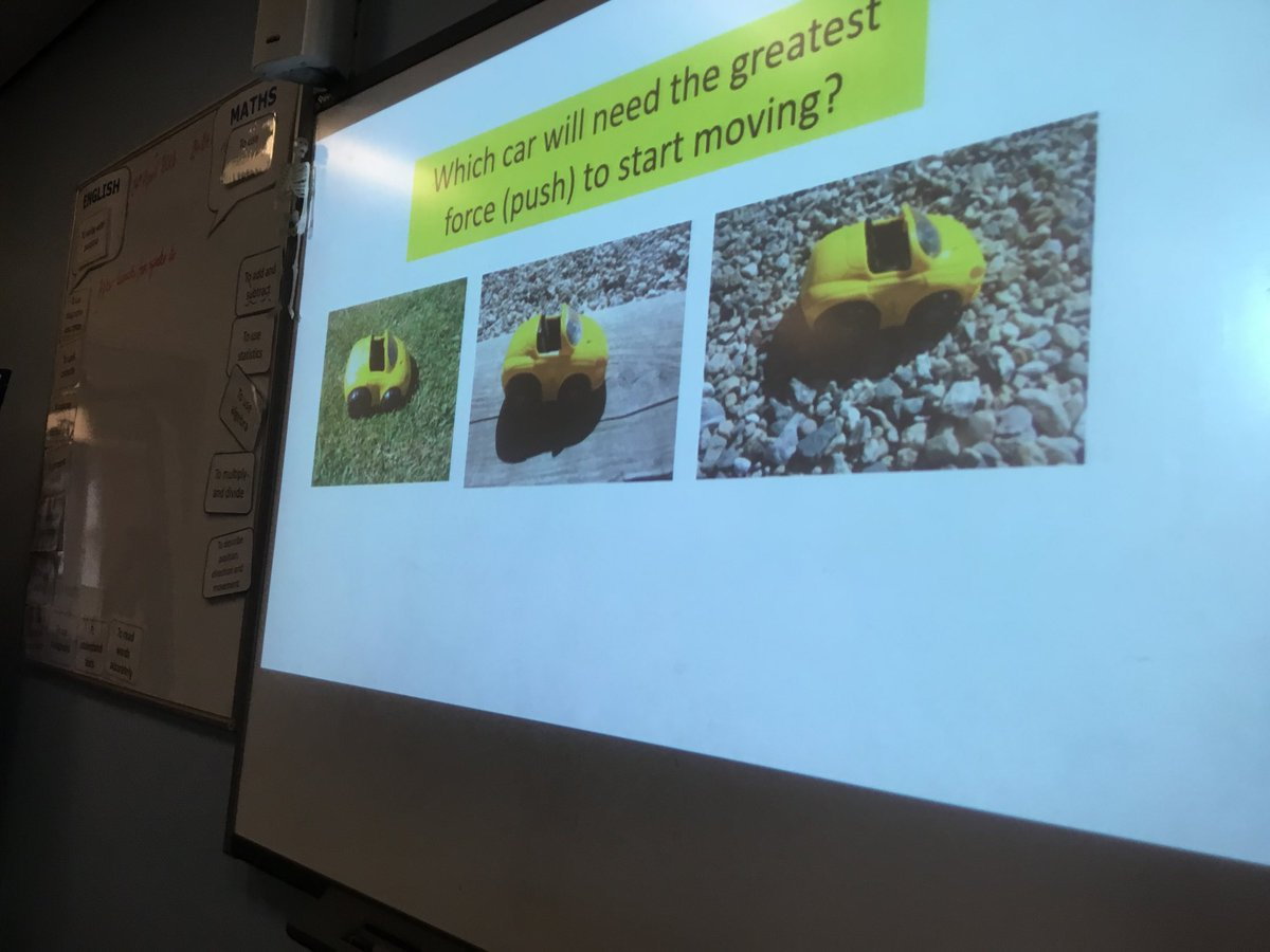test Twitter Media - Year 3 making prediction. Kester: 'I think the stones would need the most force as the surface is uneven.' #gorseyscience https://t.co/56Z8uaWGYB