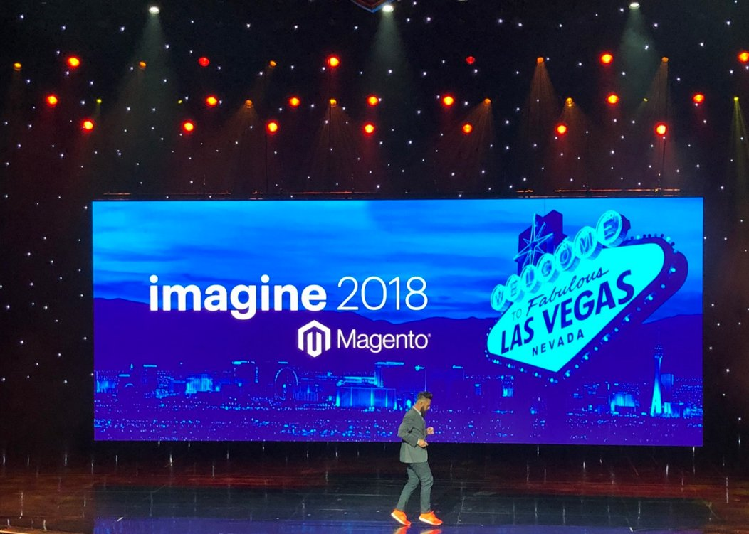 Sam_ecommerce: A good start :)n#MagentoImagine2018 #MagentoImagine #Magento https://t.co/bkgmNdUmNL