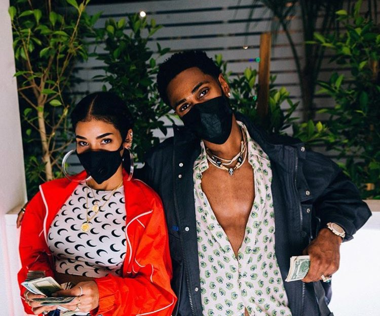 Coupled Up: Big Sean & Jhene Aiko https://t.co/Bn8FFWWRVE