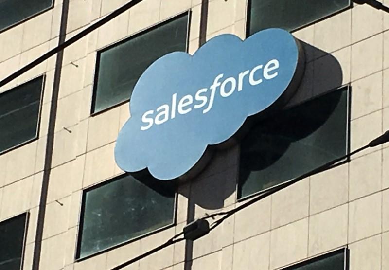 Reuters salesforce