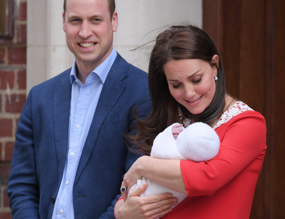 Why Kate Middleton Left Hospital Just Hours After Giving Birth