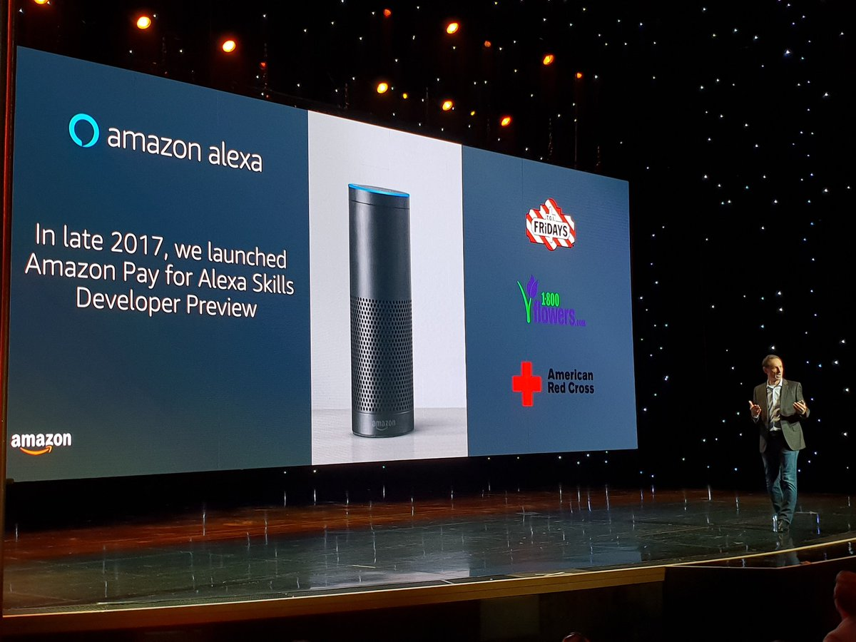 flagbit: Even Eric Broussard (20 years at #Amazon ) is blown away by #Alexa. #VoiceCommerce #Voice #MagentoImagine #ecommka https://t.co/Ik7K3SKRN8