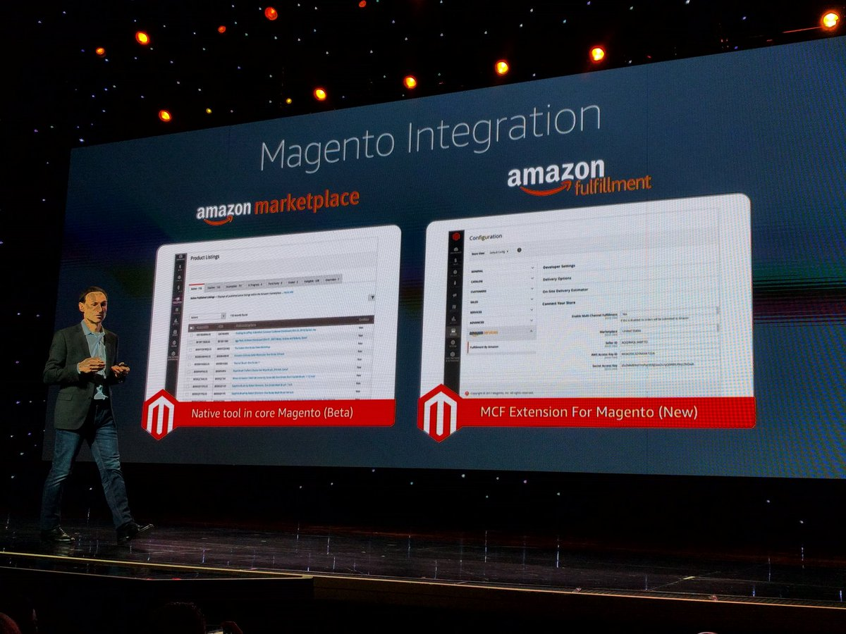 barbanet: #Magento y #Amazon #MagentoImagine https://t.co/dhK9BMB4c6
