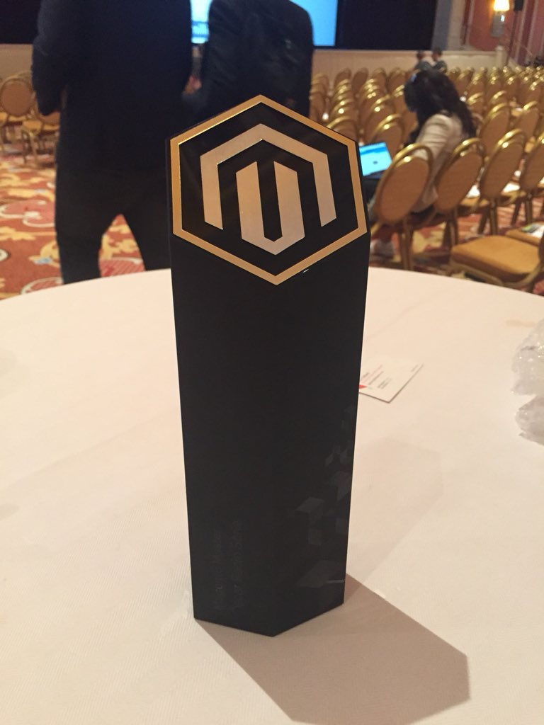 OSrecio: I need a back pack to carry with #MagentoMaster prize. Who can offer me one in #MagentoMarketplace ?#MagentoImagine https://t.co/ucU9aUg5yK