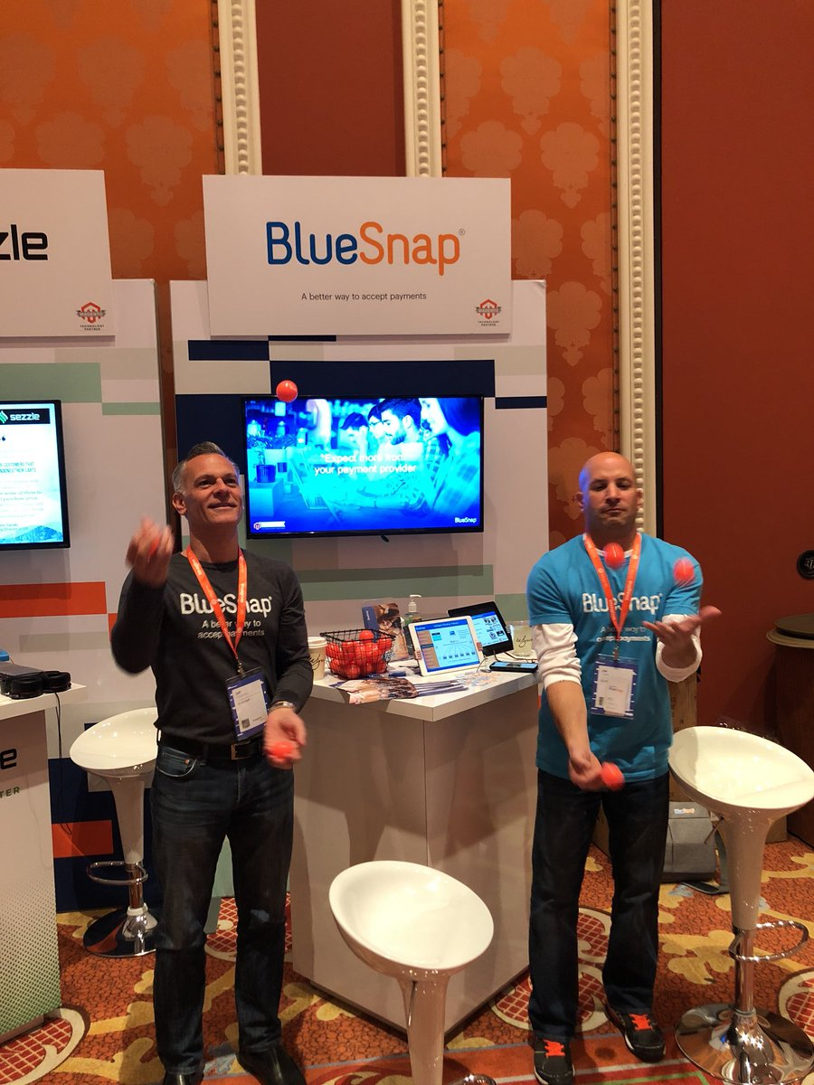 jo001k: .@BlueSnapInc is at #MagentoImagine!  Come find us at booth 66 and discover #ABetterWay https://t.co/ZjfmUeBcs6