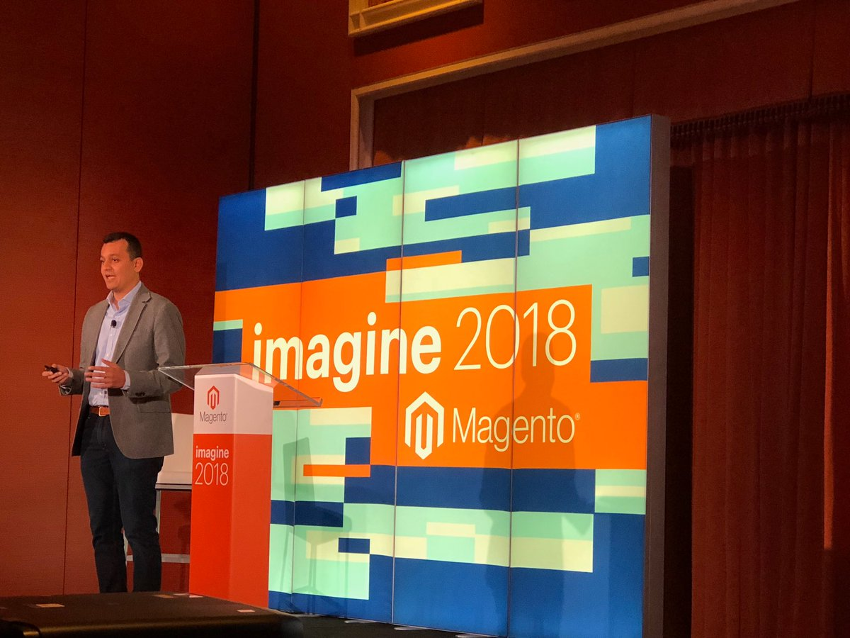 jrmenon: @pranavpiyush presenting on buyers and sellers #MagentoMarketplace #MagentoImagine #MagentoImagine2018 https://t.co/SibaXVUsST