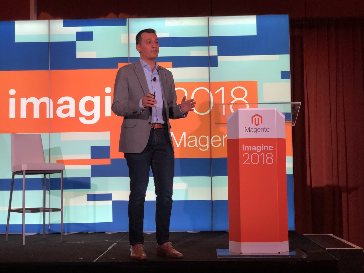WebShopApps: @pranavpiyush doing a good job today #MagentoImagine https://t.co/CwesVwcalO