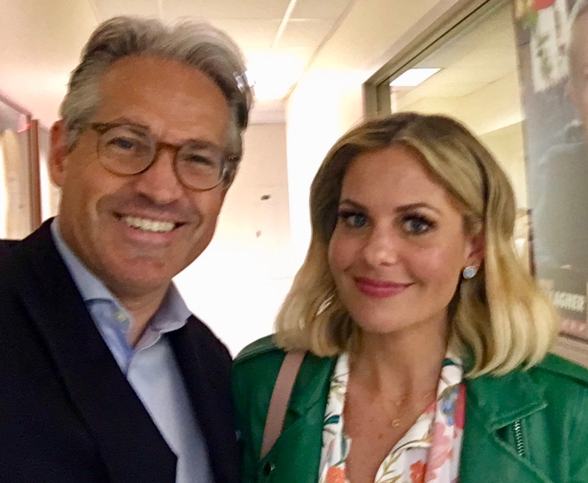 test Twitter Media - Guess who was in the @EricMetaxasShow studios just now? Yes, it's the amazingly youthful looking @CandaceCBure!!! (Her secret is still actually being young.) Check out her new book! https://t.co/iYhzkOBGYH https://t.co/b8aSyBS1nv