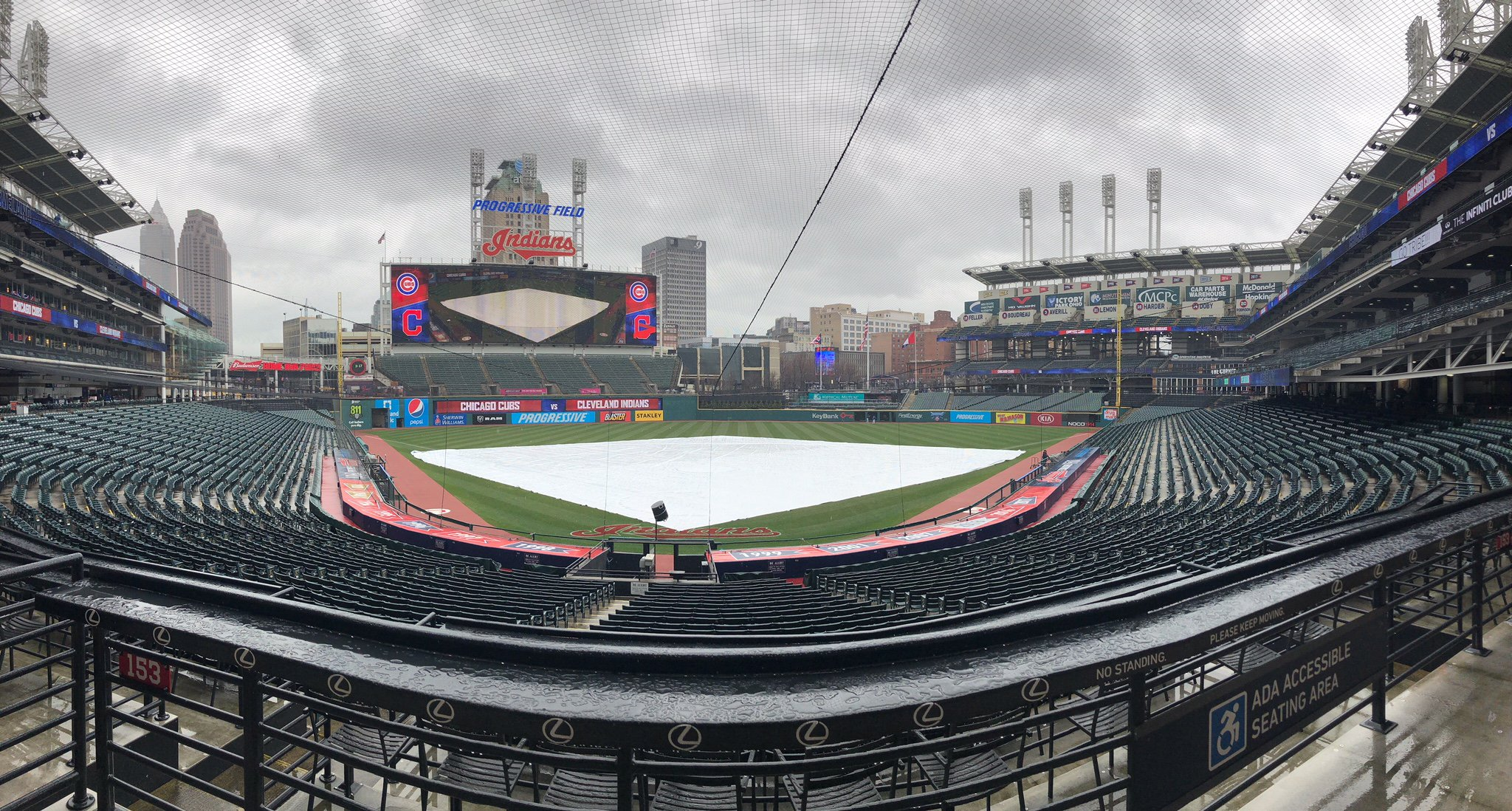 Hello, Cleveland.   It's fantastic to see you. https://t.co/TPUWQNVjTc