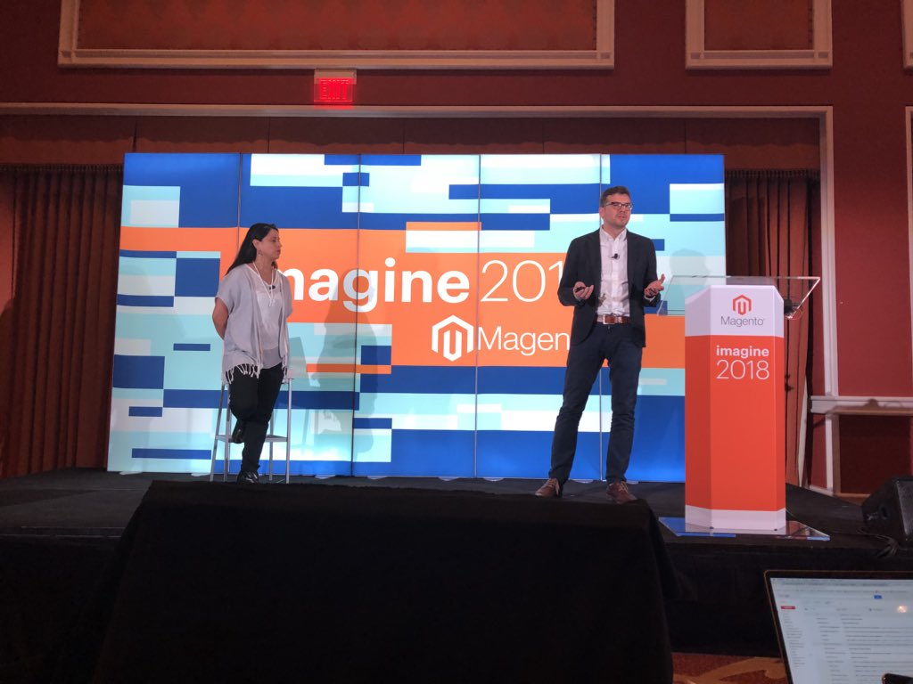 st4nsm: Great success story of M1=>M2 migration by @slkra and @KimXThree at #MagentoImagine https://t.co/Hcdu8A4XXp