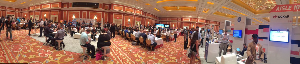 DCKAP: Thanks @Yotpo for sponsoring the lunch #MagentoImagine https://t.co/MoZtpROz7s