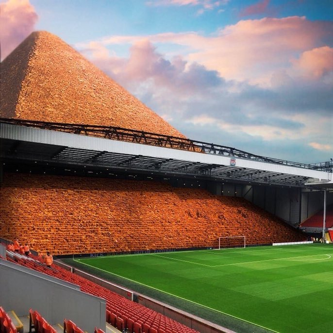 RT @Futbolmerkez1: Gelecek sezon Liverpool Anfield Road tribünleri. (Via @VOLEapp) https://t.co/OpVqlWdaVU