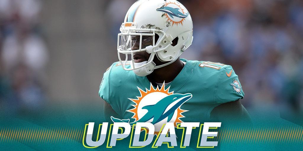 .@MiamiDolphins pick up WR @DeVanteParker11's fifth-year option: https://t.co/MQSVgjed5i https://t.co/lzDZOrqvzD