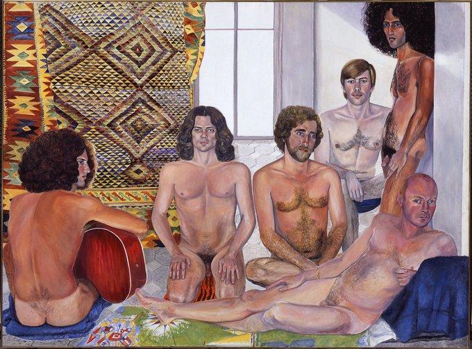 @artsy: The feminist artist who turned her gaze on the male nude: https://t.co/tIwoz3j5OQ https://t.co/oYqIHoRK9D