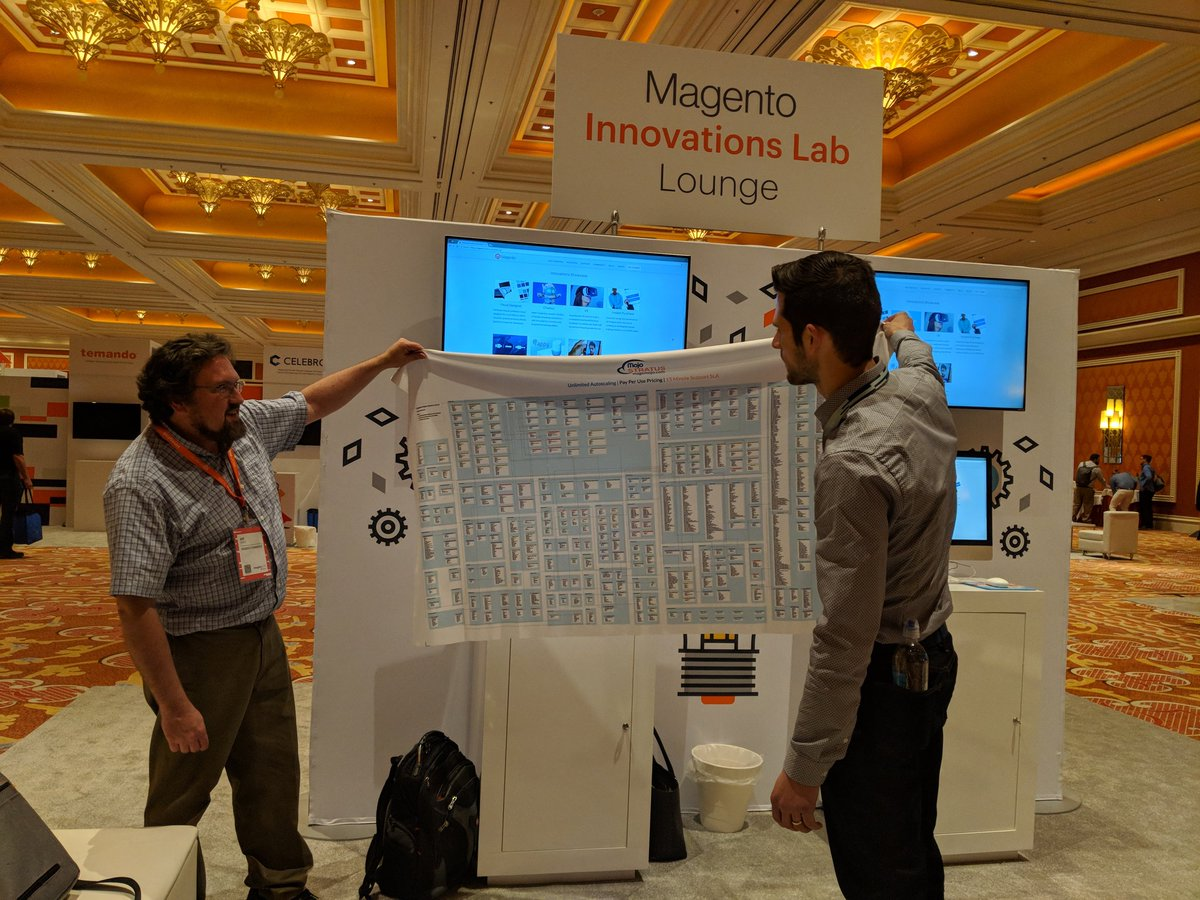 erfanimani: Studying the Magento 2 database diagram... #MagentoImagine https://t.co/2JmtO5gD8k