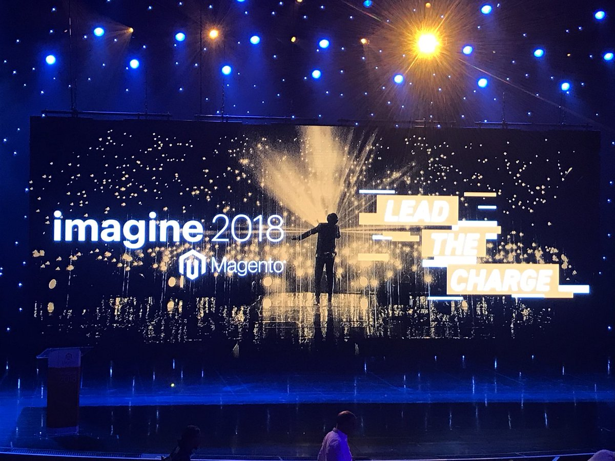 boldkrk: Get ready for keynote #MagentoImagine #MagentaFamily https://t.co/hfQTGfRZGN