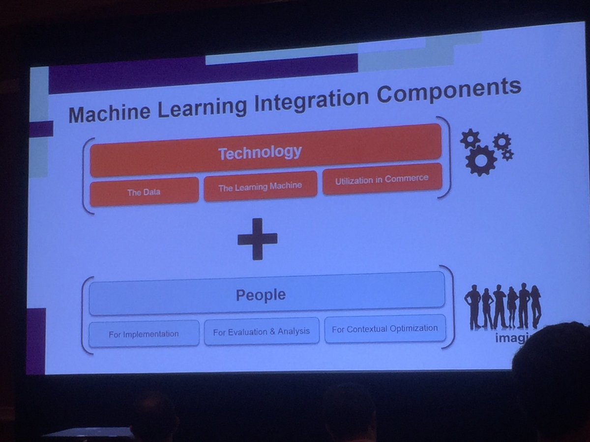 artur_wala: @agarimella about human<>machine #AI #MachineLearning at #MagentoImagine https://t.co/wFVdfij0xG
