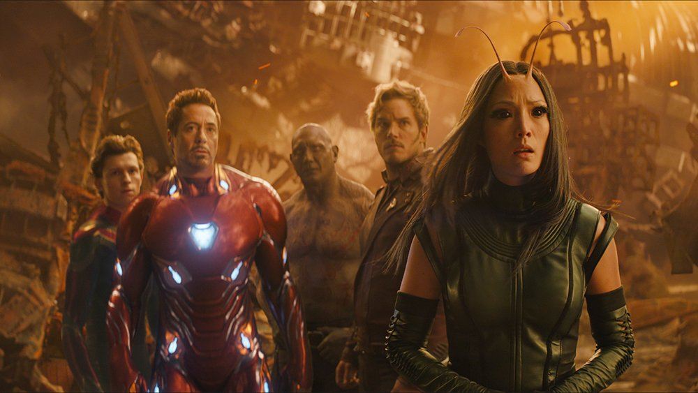 Review: AvengersInfinityWar or 'What If Marvel Threw a Superhero Party and Everyone Came