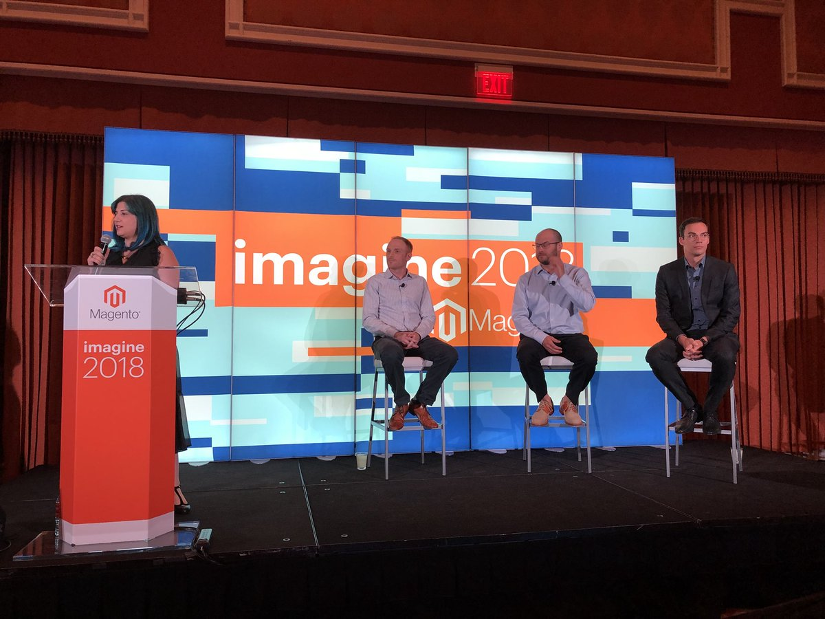 atwixcom: #Magento BI customers stories with our client https://t.co/AhFaFA2E8i at #MagentoImagine https://t.co/10f9Qw3ypp