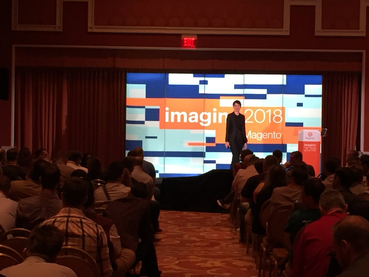 vrann: Q&A session with @gella and @igor_melnikov on PageBuilder at #MagentoImagine https://t.co/EwLMbJniXN