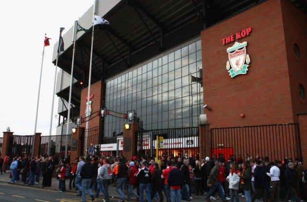 #LiverpoolRoma