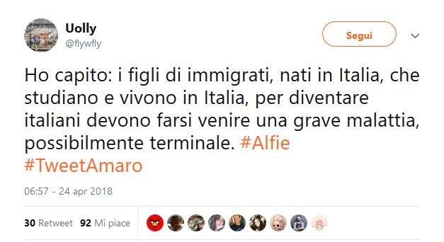 #Alfie