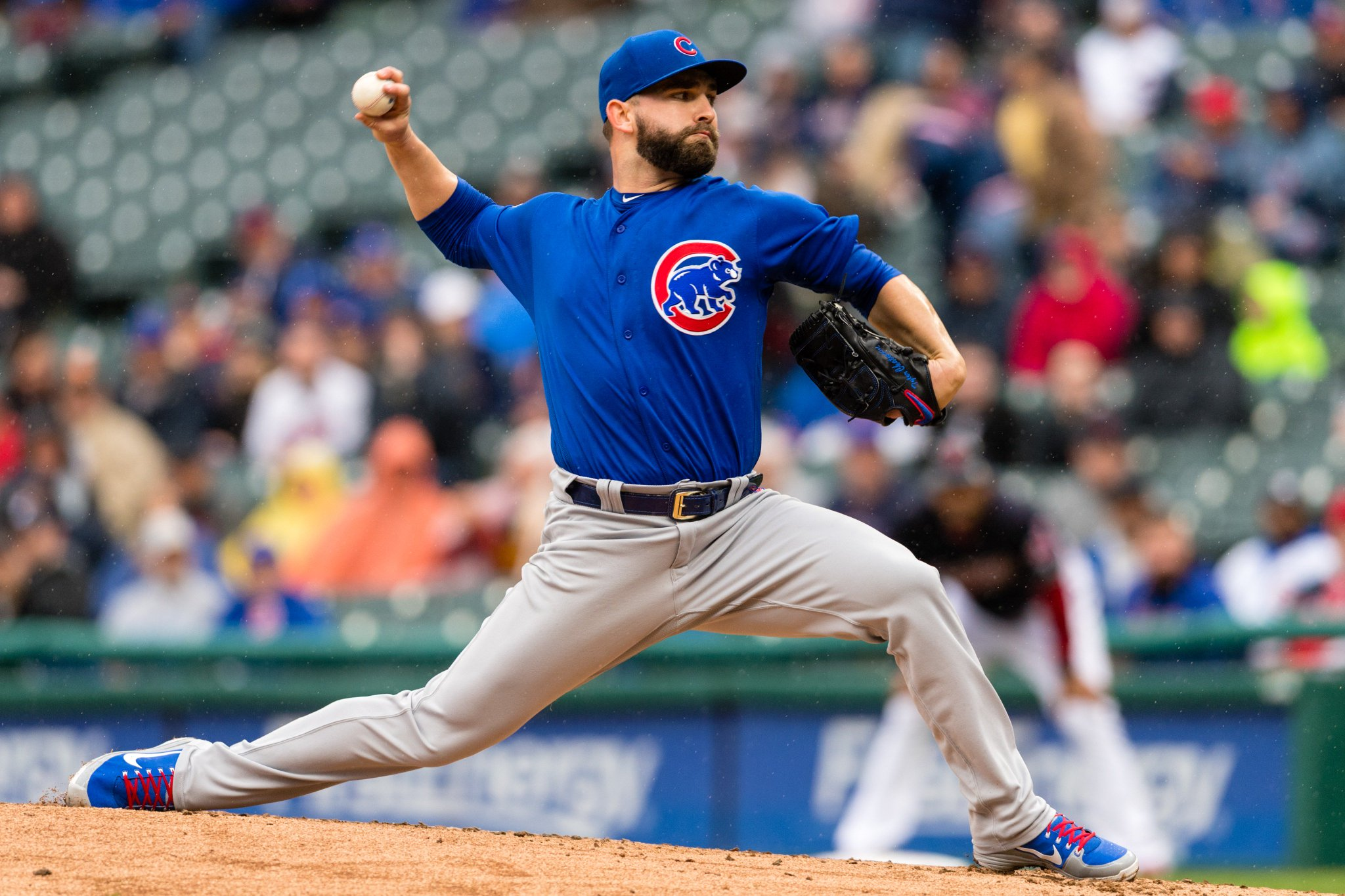 Six innings of one-run ball from Tyler Chatwood! #EverybodyIn https://t.co/K7fP1Cblg9