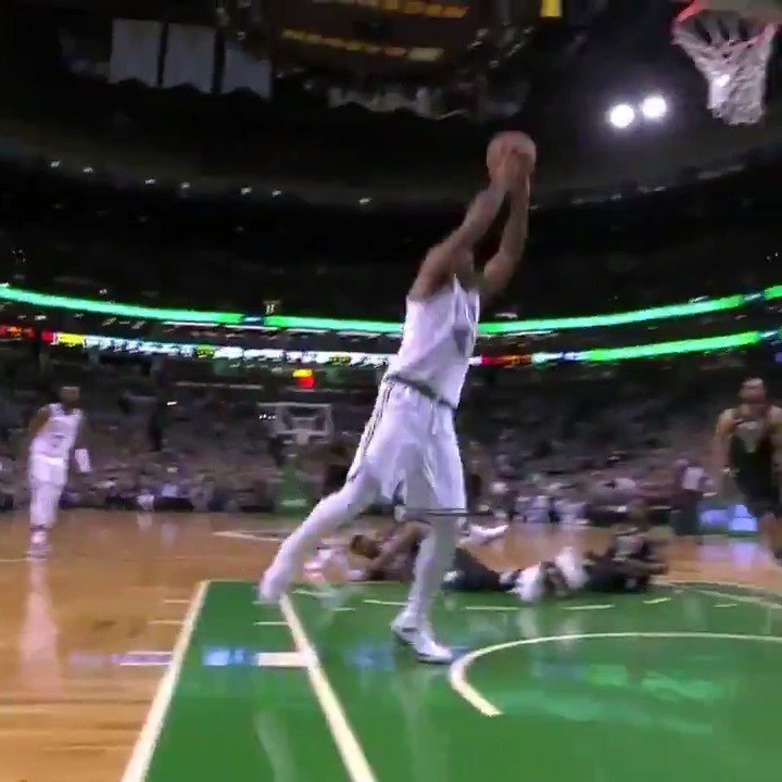 Al Horford leads the @celtics to a W & 3-2 series lead with 22 PTS & 14 REB!  #CUsRise #NBAPlayoffs https://t.co/UsrKCkt0y0