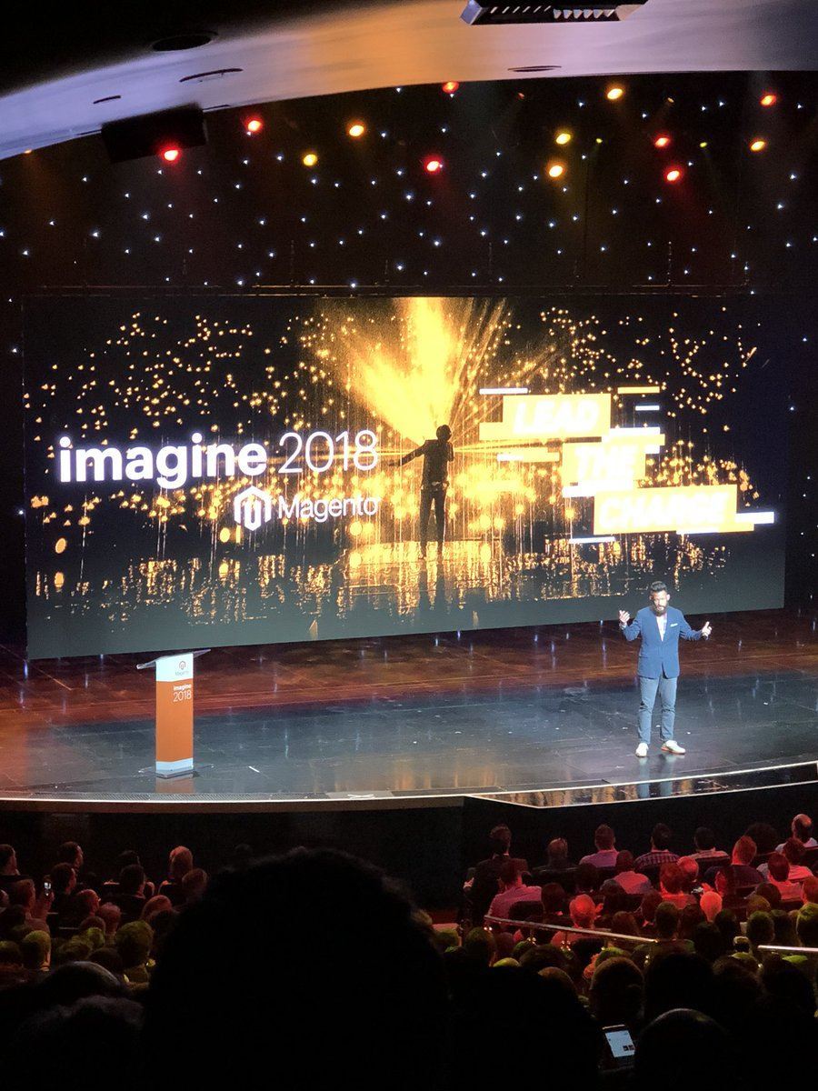 WebShopApps: @philwinkle rocking that hair #MagentoImagine https://t.co/prpH56xphn