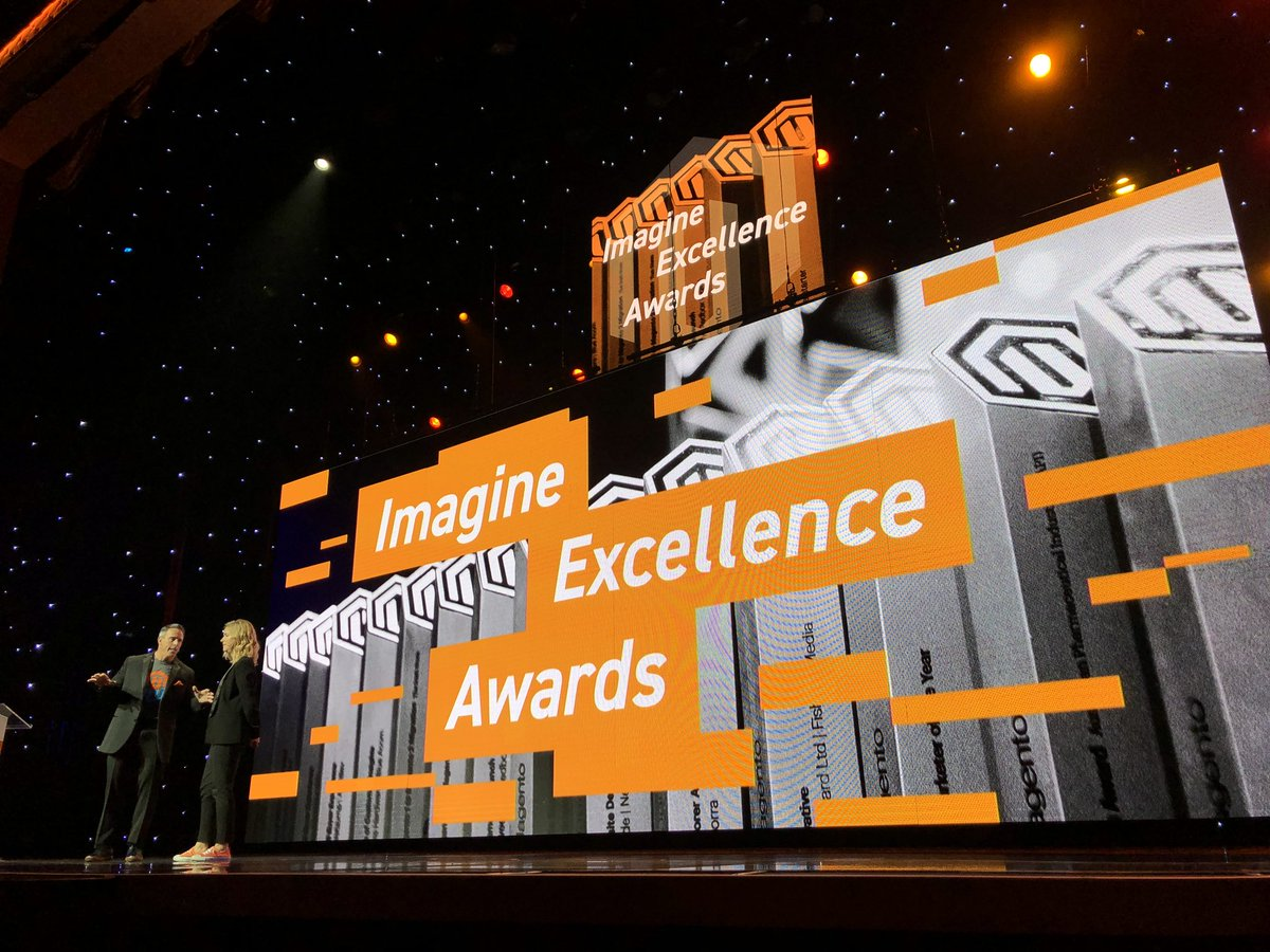 p3mbo: Totes excited. #WeAreAllWinners #MagentoImagine https://t.co/PtPtIldXJd