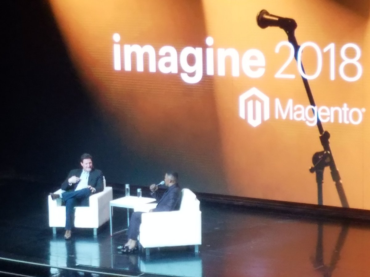 magento: That time Jamie Foxx left  @mklave1 speechless. #MagentoImagine https://t.co/1zhMPARy1B