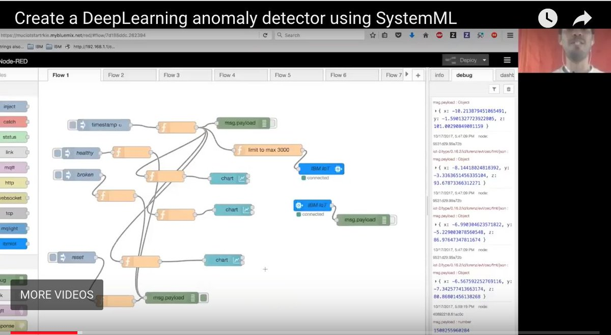 test Twitter Media - How to create a #DeepLearning based anomaly detector using DeepLearning4J and Apache SystemML on Apache Spark.  https://t.co/83bdvYlwza https://t.co/jxW0GMlnZI