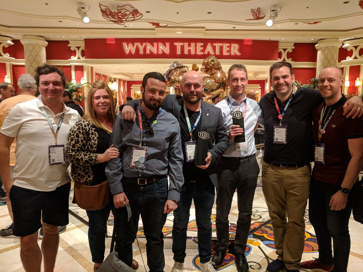 Space48ers: Winners! #MagentoImagine https://t.co/hc81otHSfv