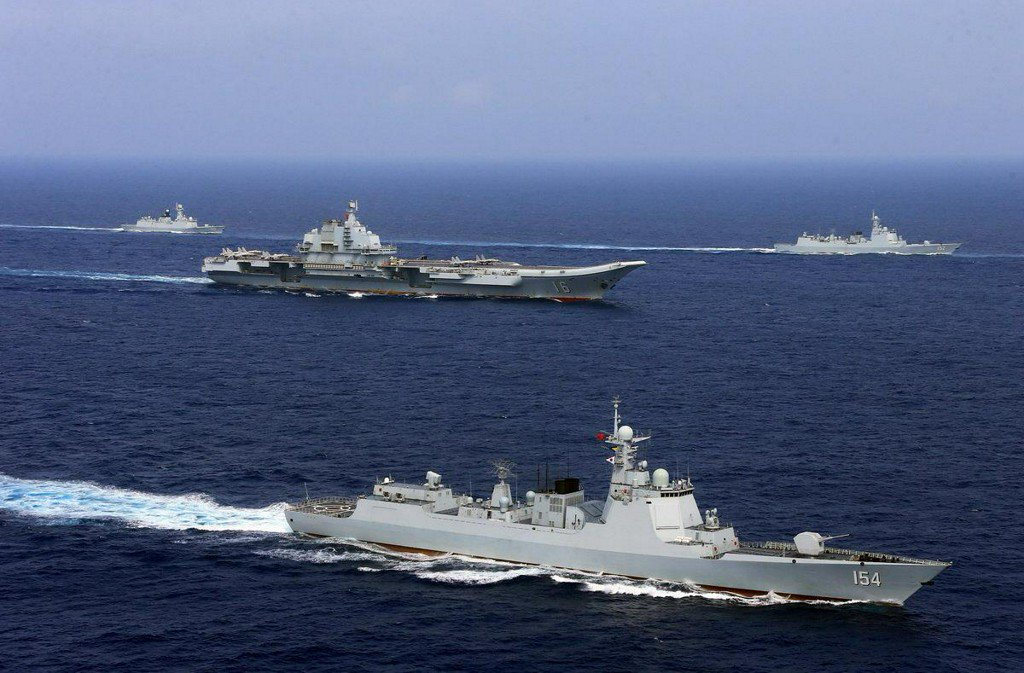 China warns of more action after military drills near Taiwan https://t.co/3mayyxvzPm https://t.co/6w9WMEZk7x