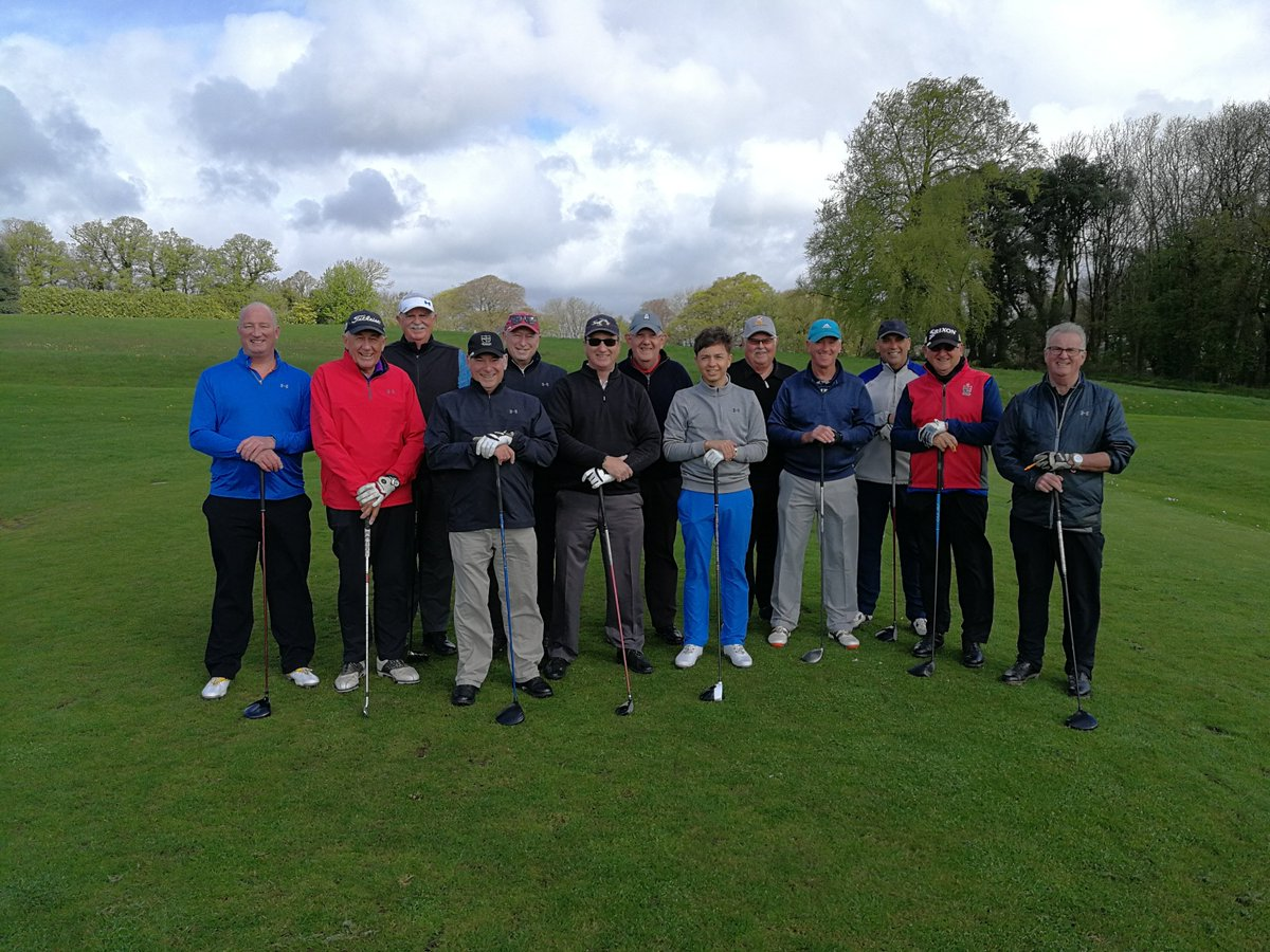 test Twitter Media - We are happy to welcome the 'Early Birds' Society today at Cottrell Park Golf Resort 🏌🏻♂️ : To book your society day call 01446 781781 Option2 or email sales@cottrellpark.com https://t.co/IheFdVE23d
