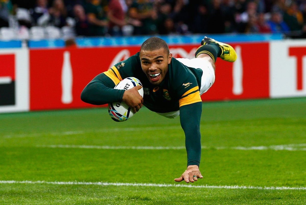test Twitter Media - Former Springbok captain @BobSkinstad paid tribute to the retiring @BryanHabana, hailing him as the greatest Springbok wing to ever play the game: https://t.co/PoEVpT640z https://t.co/ftRxQ4Kb2W