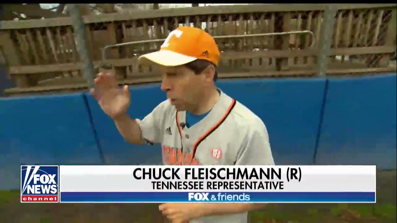 GOP Baseball Team Returning to the Field; @ChadPergram reports https://t.co/nVA8hHycr8