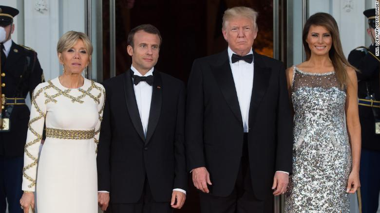 The complete guest list for President Donald Trump's first state dinner https://t.co/HC0LyKdAwt https://t.co/CfTj6gAqZs