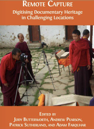 "test Twitter Media - New Full Text Book: ""Remote Capture: Digitising Documentary Heritage in Challenging Locations"" (Free and Fee-Based Versions Available) https://t.co/ngnGLaRDv4 #libraries #archives #digitization #digitisation https://t.co/KS3gXev5eI"