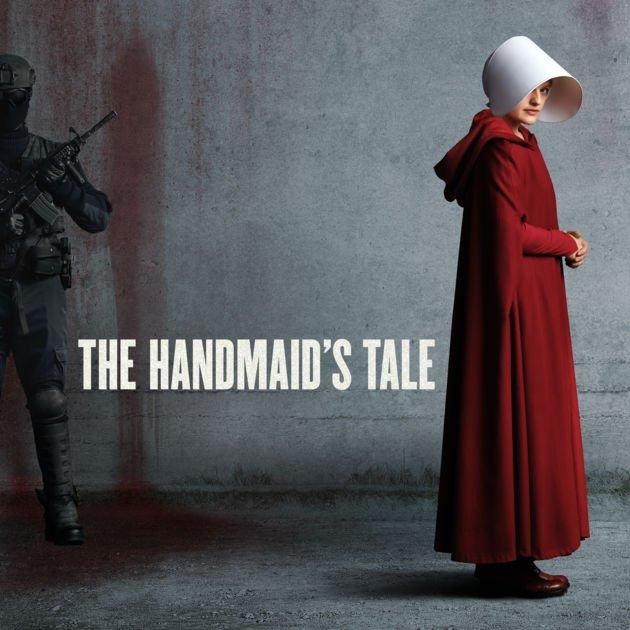 #TheHandmaidsTale