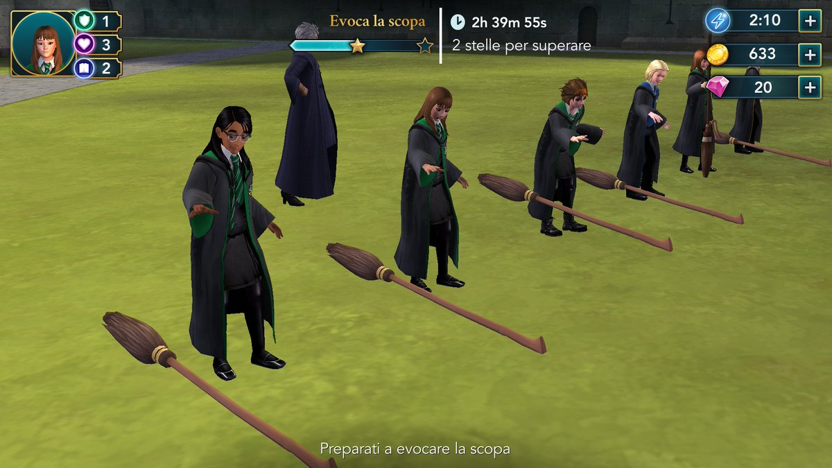 #HogwartsMystery