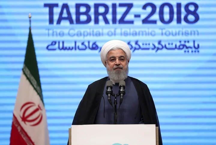 @BroadcastImagem: Presidente do Irã diz que não haverá mudanças no acordo nuclear. Iranian Presidency Office/AP