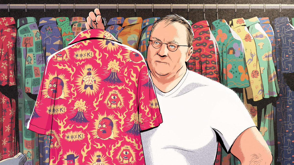 """He who must not be named"": Can John Lasseter ever return to Disney?"