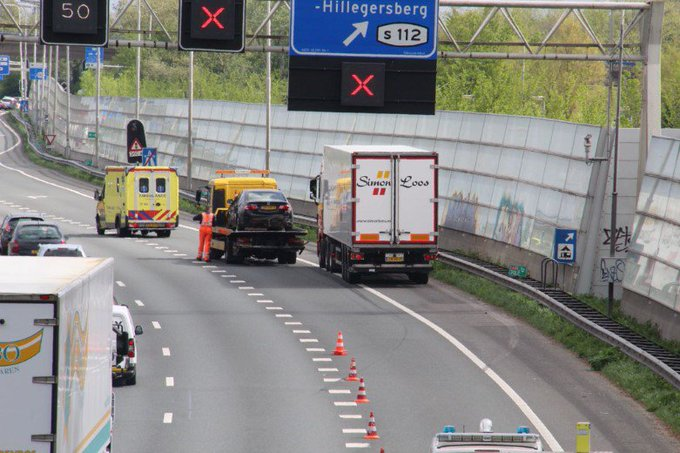 Gewonde bij ongeval op de A20 https://t.co/jmkzdcaB4Q https://t.co/2vE5JZXffb