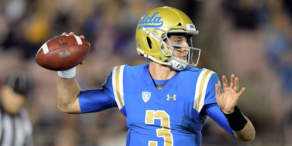 NFL execs rank the top QB prospects in the 2018 @NFLDraft: https://t.co/PYwE27uvDZ (via @TomPelissero) https://t.co/mS50DK4D1p